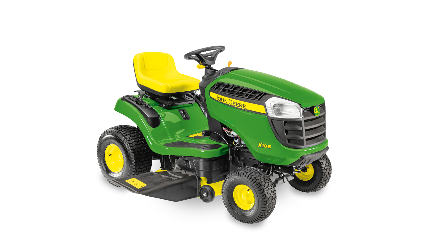 X106 Riding Lawn Equipment